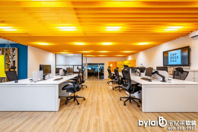 办公室软装设计